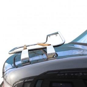 """Porte-bagages sur-mesure """"édition bois"""" BMW Z3 cabriolet voies étroites"""