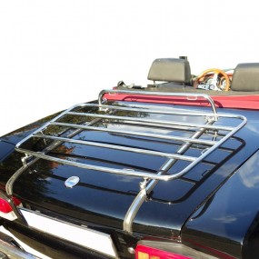 Porte-bagages sur-mesure pour Fiat 124 CS1 cabrio