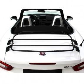 Porte-bagages sur-mesure Black édition pour Fiat 124 Spider
