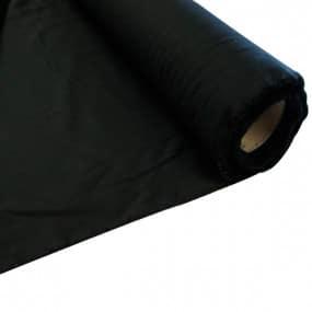 Toile de matelassure noire 230 x 150 cm