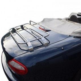 """Porte-bagages sur-mesure """"édition limité"""" pour Jaguar XK8 cabriolet"""