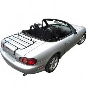 Porte-bagages sur-mesure Black édition pour cabriolet Mazda MX5 NB