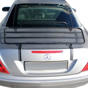 Porte-bagages sur-mesure édition black Mercedes SLK 2 R171 coupé/cabriolet