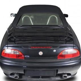Porte-bagage sur-mesure édition black MG F/TF cabriolet