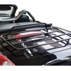 Porte-bagages sur-mesure édition black pour Toyota MR2 cabriolet