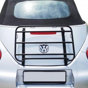 Porte-bagages sur-mesure édition black pour Volkswagen New Beetle coupé