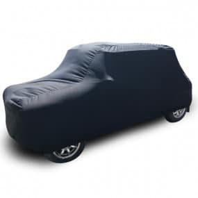 Bâche protection Austin Mini en Jersey (Coverlux) - Noir