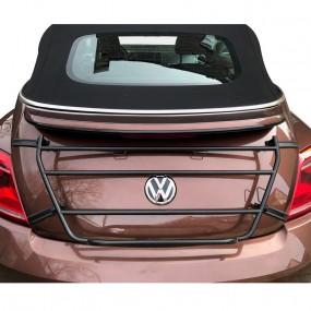Porte-bagages sur-mesure édition black pour VW Coccinelle avec aileron