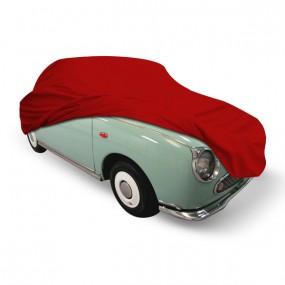 Bâche protection Nissan Figaro cabriolet en Jersey (Coverlux) - garage