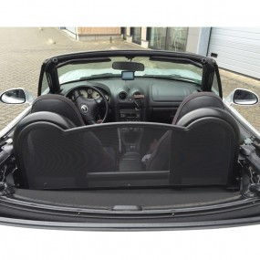 Roll-Bar édition black filet coupe-vent pour cabriolet Mazda MX5 NA/NB