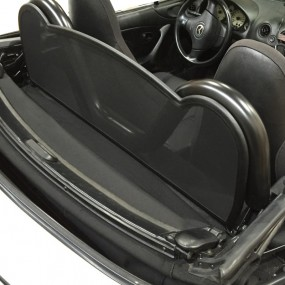 Roll-Bar design black filet coupe-vent pour cabriolet Mazda MX5 NA/NB