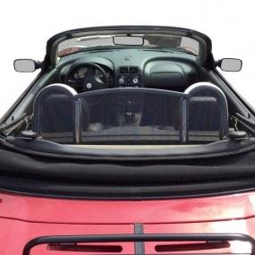 Roll-bar édition limité avec le filet coupe-vent pour cabriolet MG F/TF