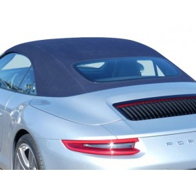 Capote Porsche 911 (type 991) cabriolet en Alpaga Twillfast RPC