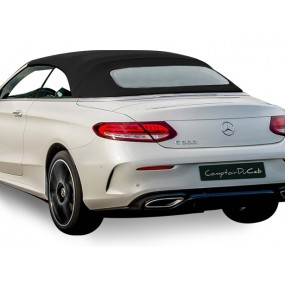 Capote Mercedes Classe C cabriolet (type A205) en Alpaga Twillfast® TWRPC