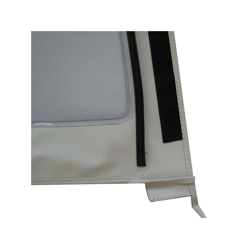 lunette arriere de capote peugeot 205 cabriolet en vinyle. Black Bedroom Furniture Sets. Home Design Ideas