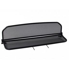 Windschott, filet saute-vent Alu couleur noir Jaguar XK/XKR cabriolet