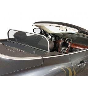 Windschott, filet saute-vent Alu chromé Jaguar XK/XKR cabriolet