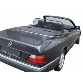 Windschott d'origine, filet saute-vent noir pour cabriolet Mercedes CE/Classe E (A124)