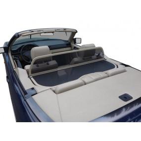 Windschott d'origine, filet saute-vent beige pour cabriolet Mercedes CE/Classe E (A124)