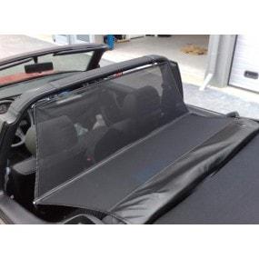 Windschott, filet saute-vent noir Volkswagen Golf 3 cabriolet