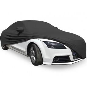 Bâche protection Audi TT 8J en Jersey noir (Coverlux) pour garage