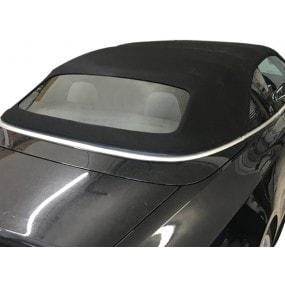 Capote Audi A5 8F7 cabriolet en Alpaga Twillfast RPC avec lunette arrière en verre dégivrante