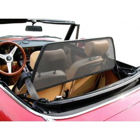 Filet coupe-vent, windschott Alfa Romeo Spider Duetto cabriolet