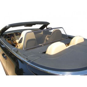 Filet coupe-vent, anti-remous, Windschott Bentley Continental GTC cabriolet