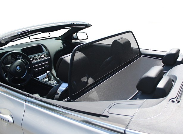 Filet coupe-vent, Windschott Bmw Série 6 (F12) cabriolet