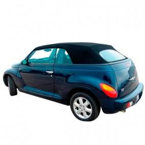 Capote noire pour Chrysler PT Cruiser cabriolet en Alpaga Twillfast RP