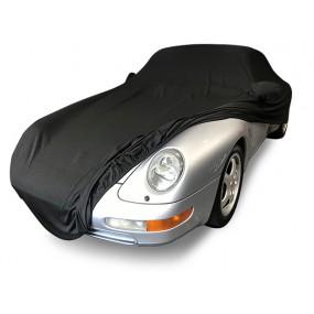 Bâche protection intérieure sur-mesure Porsche 993 en Jersey Coverlux - noire