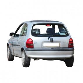 Toit ouvrant Opel Corsa cabriolet en Vinyle noir
