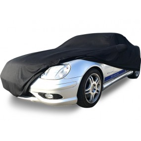 Bâche protection intérieure sur-mesure Mercedes SLK R170 en Jersey Coverlux - noire