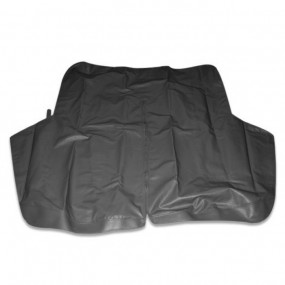 Couvre-tonneau en Vinyle noir pour cabriolet MG TD