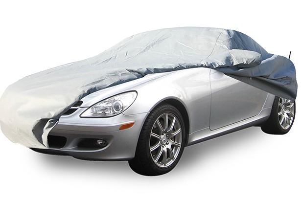 Bâche de protection mixte Housse Mercedes SLK R171 SoftBond®
