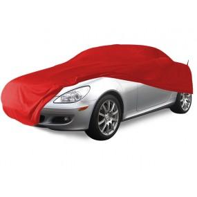 Bâche protection intérieure sur-mesure Mercedes SLK 2 R171 en Jersey Coverlux - rouge