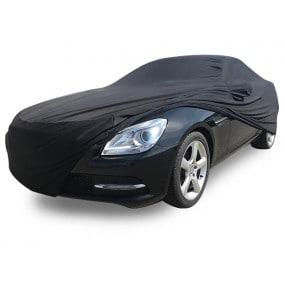 Bâche protection intérieure sur-mesure Mercedes SLK R172 en Jersey Coverlux - noire