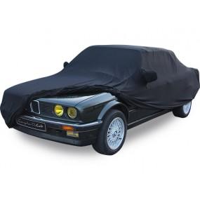 Bâche protection intérieure sur-mesure BMW E30 en Jersey Coverlux - noir