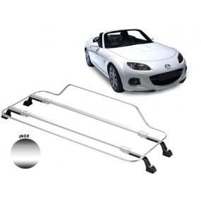 Porte-bagages AZUR pour Mazda MX5 NC en Inox