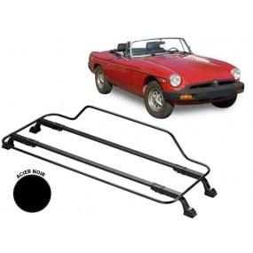 Porte-bagages AZUR pour MG B (1977-1980) en Acier noir