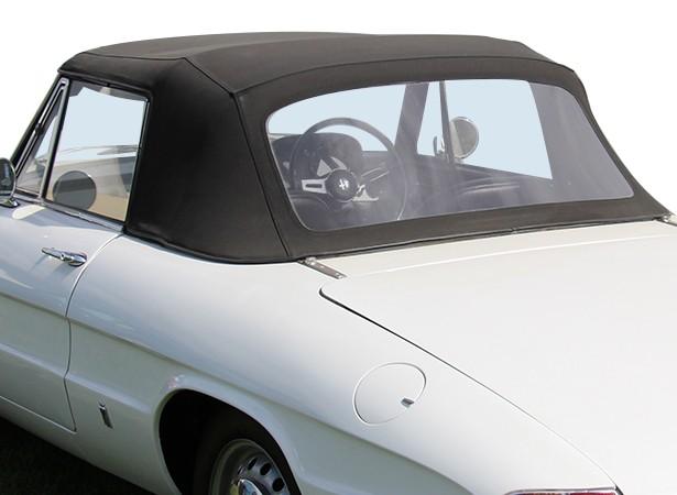 Capote Alfa Romeo Duetto 1600/1750 cabriolet en Alpaga Sonnenland