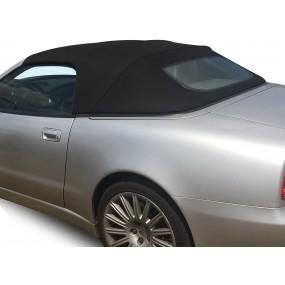 Capote Maserati Spyder cabriolet en Alpaga Twillfast® - 2003 à 2007
