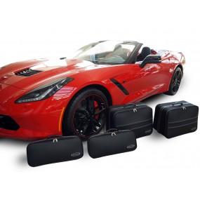 Bagagerie pour Corvette C7 cabriolet