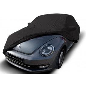 Bâche protection intérieure sur-mesure Volkswagen Coccinelle en Jersey Coverlux - noire