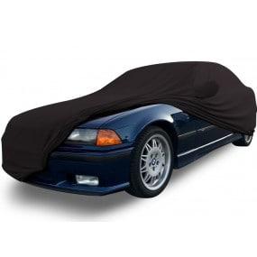 Bâche protection intérieure sur-mesure BMW E36 en Jersey Coverlux - noir