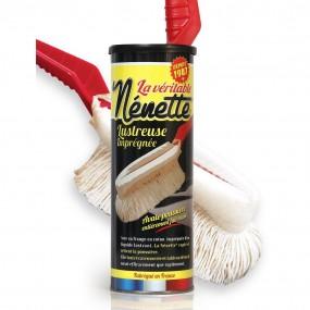 Avale poussière lustrant Nénette® pour l'entretien, nettoyage des véhicules