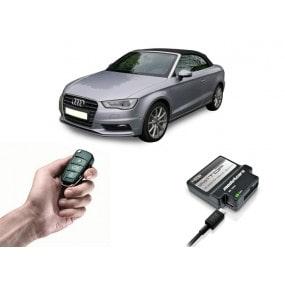 SmartTOP pour Audi A3 8V, module d'ouverture/fermeture de toit à distance