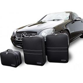 Bagagerie pour cabriolet Mercedes SLK R170