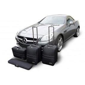 Bagagerie pour cabriolet Mercedes SLK R172