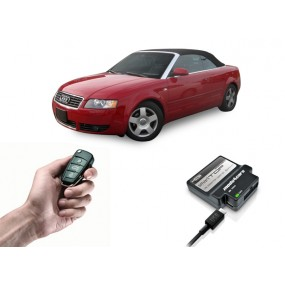 SmartTOP pour Audi A4, module d'ouverture/fermeture de toit à distance
